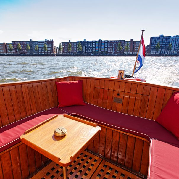 amsterdam noord boat and bike tour 1
