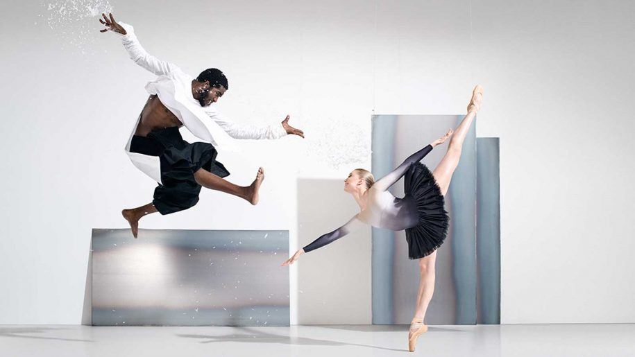 GRIMM ballet where hiphop meets ballet