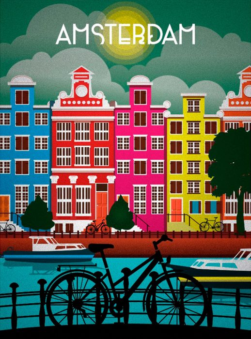 amsterdam art prints