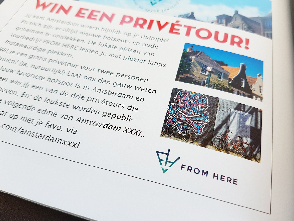 win een privétour