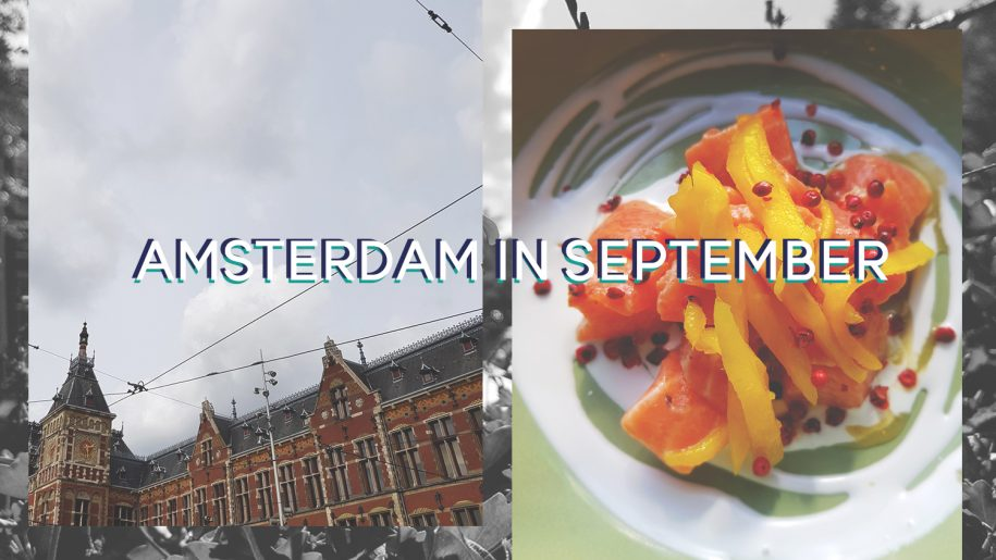 amsterdam in september
