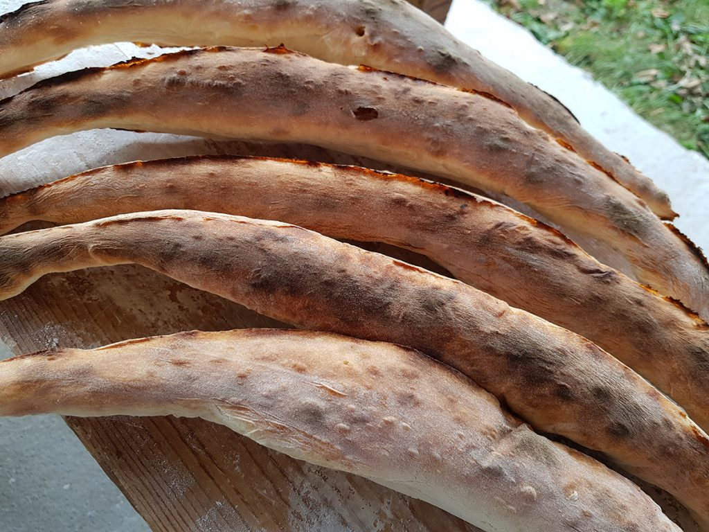 Georgian bread shoti